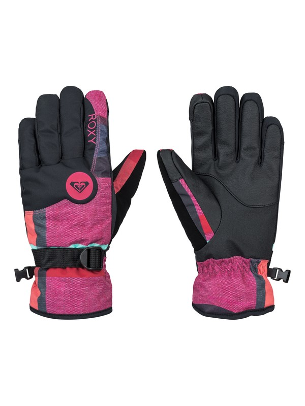 0 Jetty Snowboard Gloves  ERJHN03004 Roxy