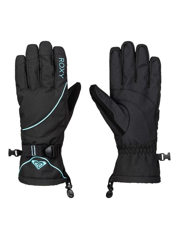 0 Big Bear Snow Gloves  ERJHN03029 Roxy