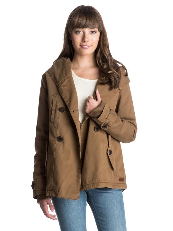 0 Spin Out Jacket  ERJJK03049 Roxy