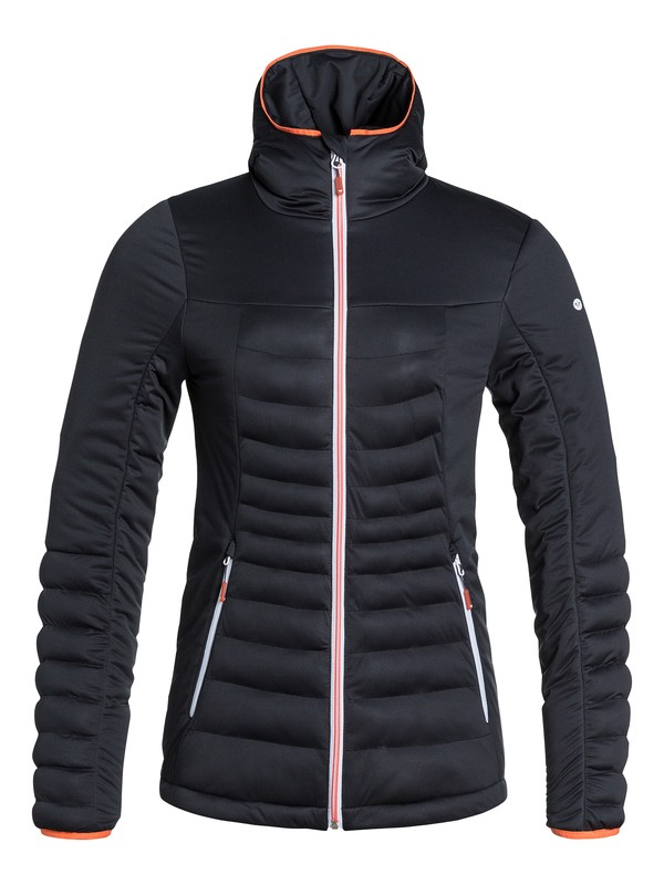 0 Highlight Stretch Insulator Jacket  ERJJK03065 Roxy