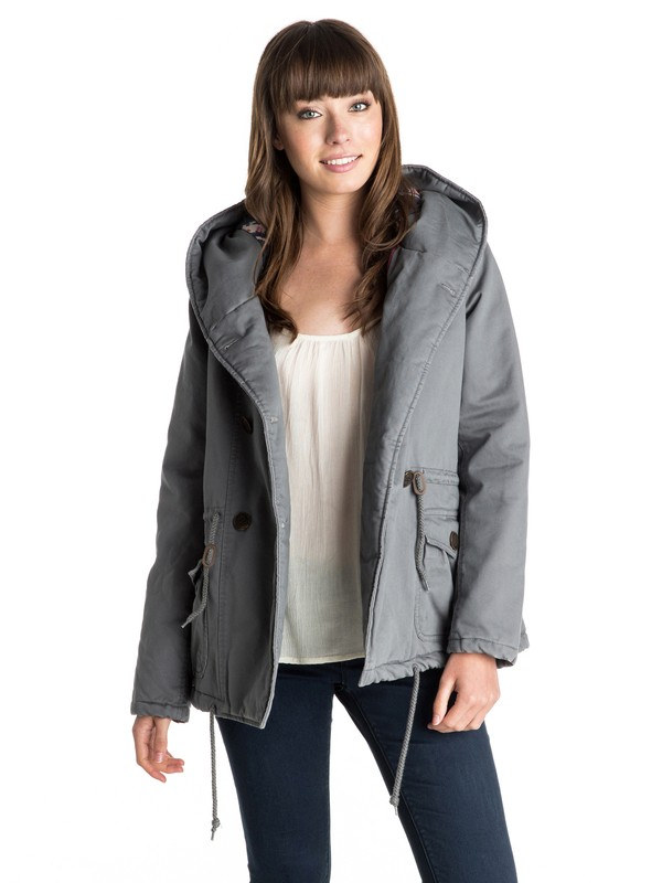 0 Indo Days Parka Jacket  ERJJK03077 Roxy