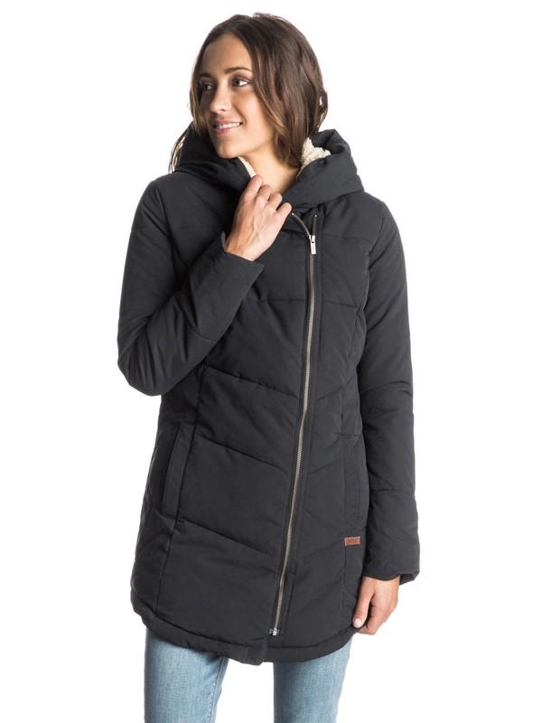 0 Night Out Coat  ERJJK03080 Roxy