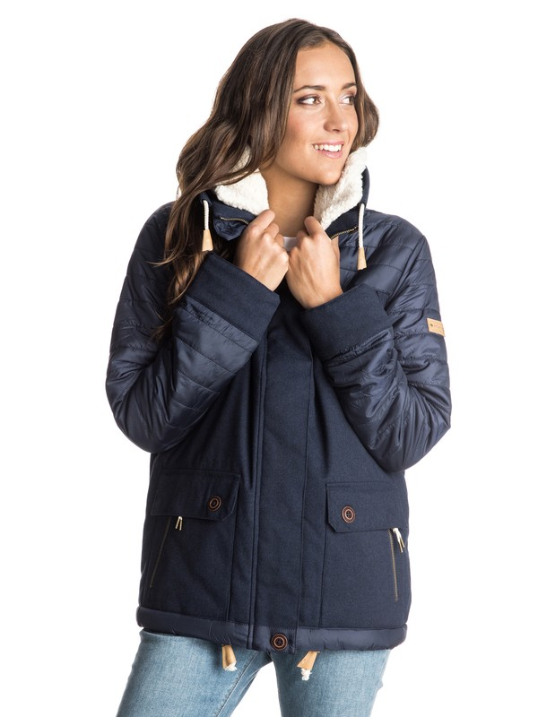 0 Jasmin Jacket  ERJJK03084 Roxy