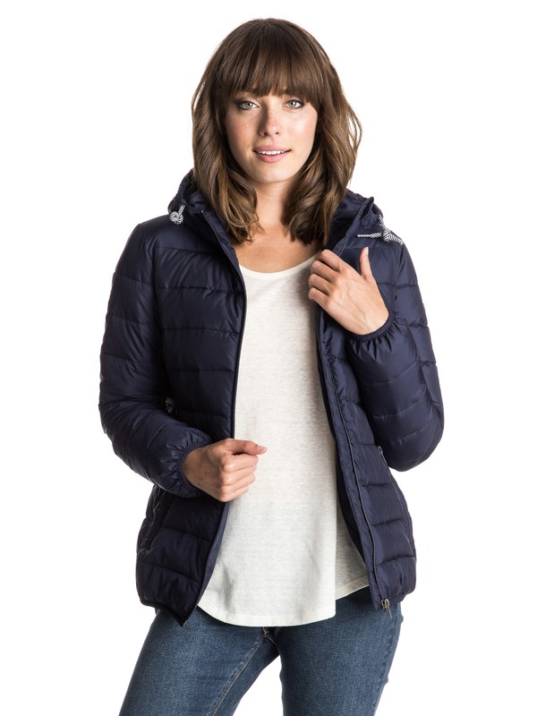 0 Forever Freely Quilted Jacket  ERJJK03094 Roxy
