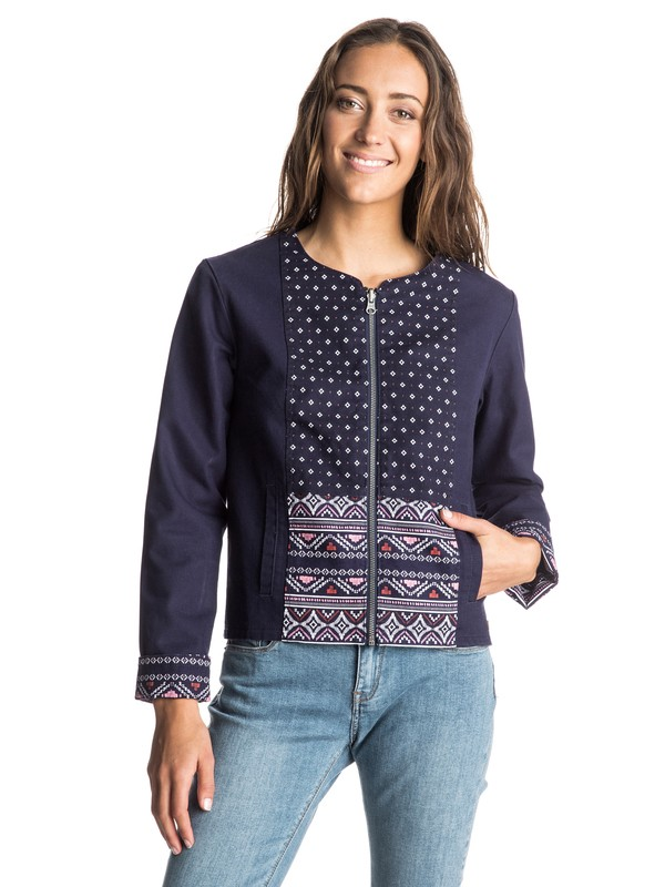 0 Boho Chick Jacket  ERJJK03101 Roxy