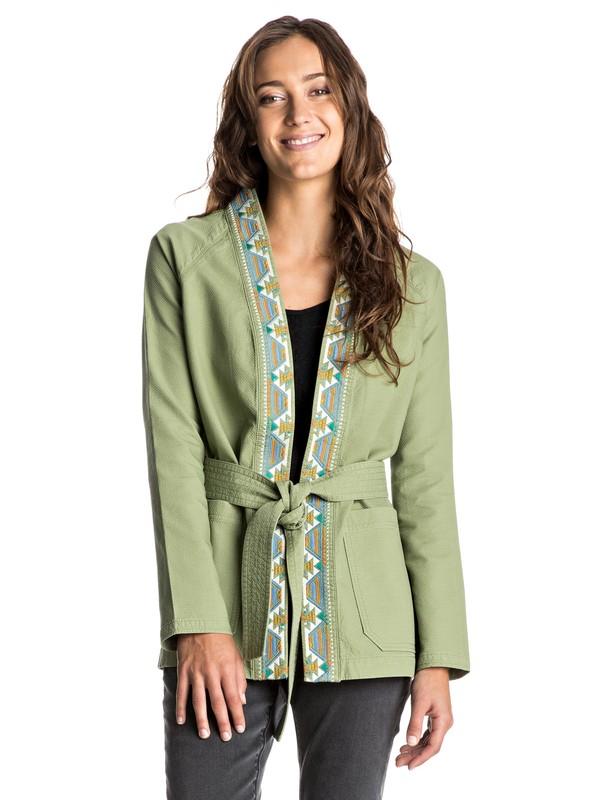 0 Meiva Kimono Jacket  ERJJK03167 Roxy