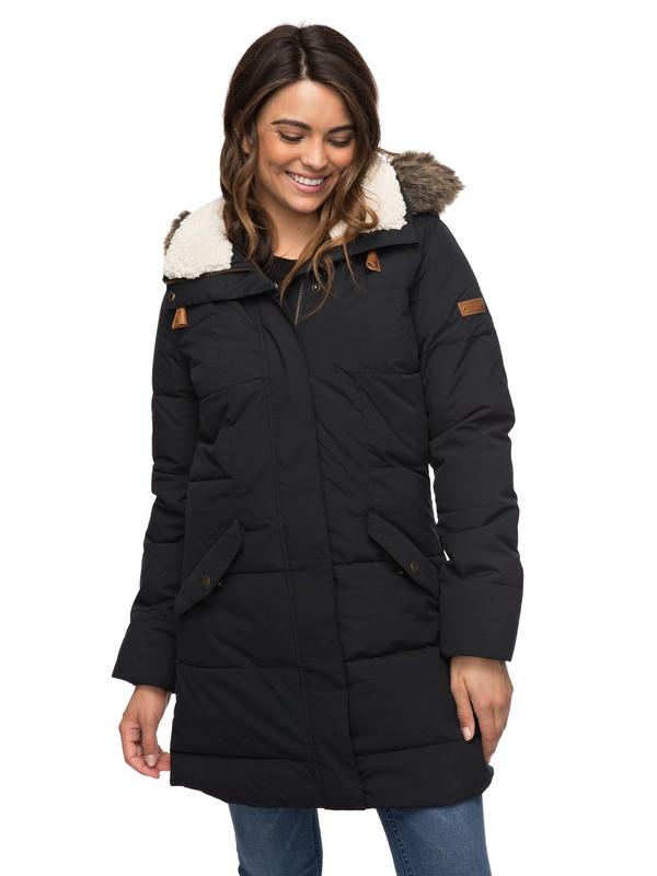 0 Куртка Ellie 5K Черный ERJJK03186 Roxy