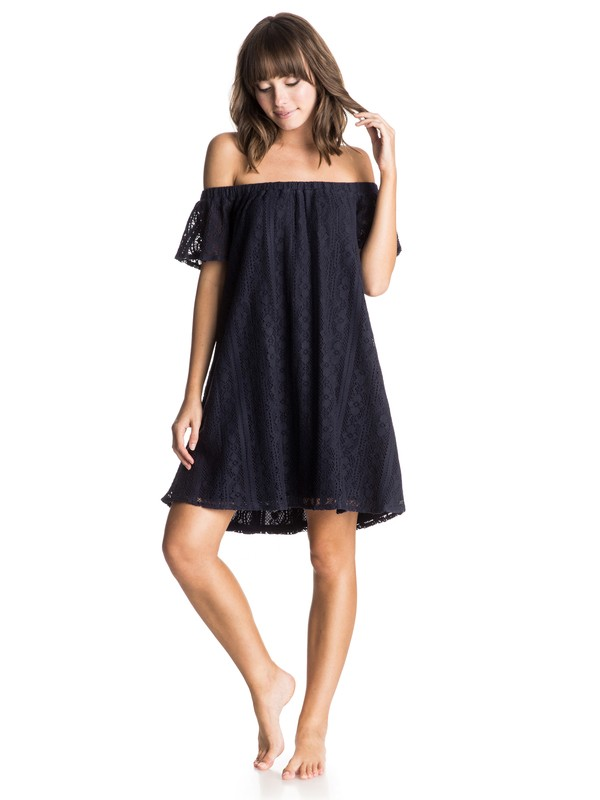 0 Azalea State Off The Shoulder Dress  ERJKD03049 Roxy