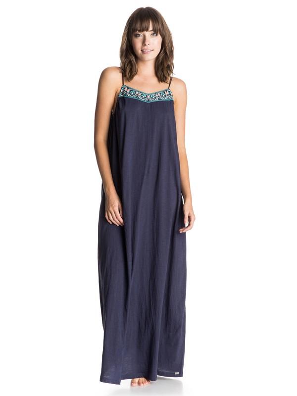 0 Half Moon Dunes  Maxi Dress  ERJKD03053 Roxy