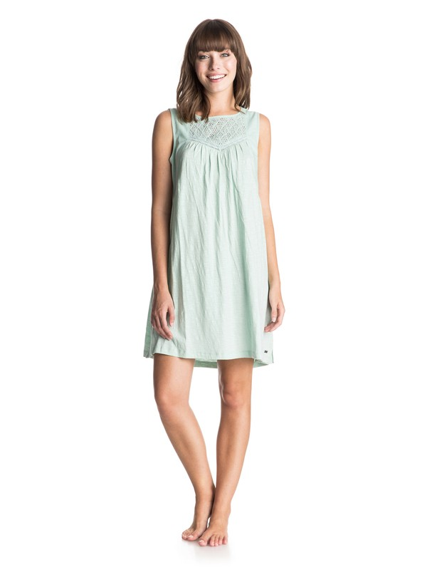 0 Coast Is Clear Tank Dress  ERJKD03059 Roxy