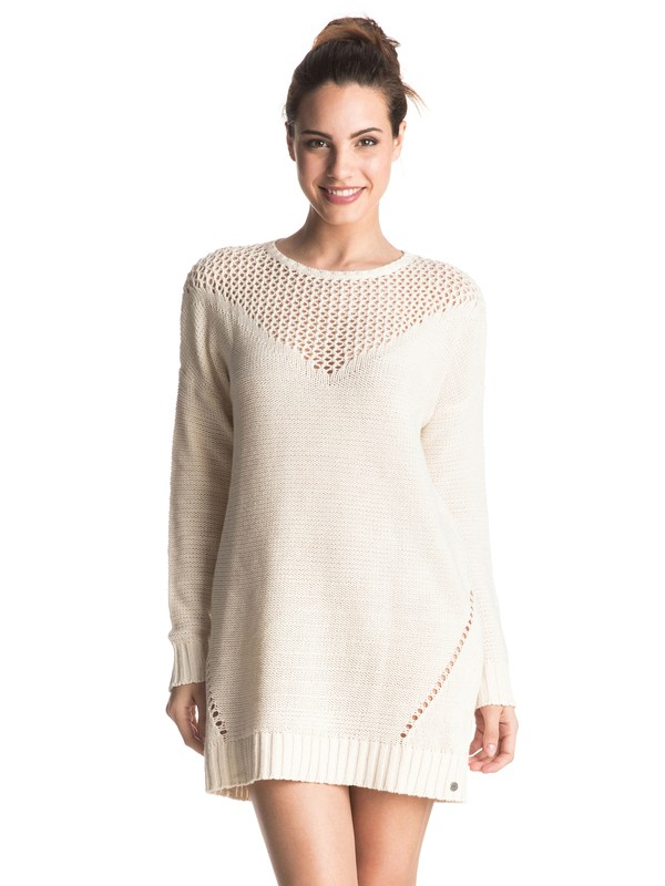 0 Borrowed Time Sweater Dress  ERJKD03086 Roxy