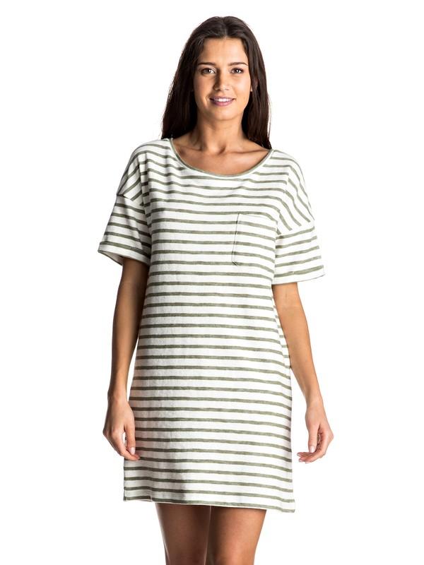 0 Get Together T-Shirt Dress  ERJKD03099 Roxy
