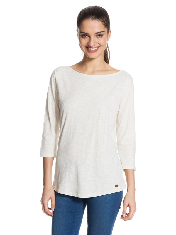 0 Coo Coo Top White ERJKT03004 Roxy