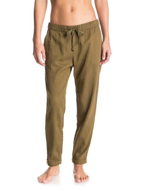 0 Time Slip Pants  ERJNP03054 Roxy