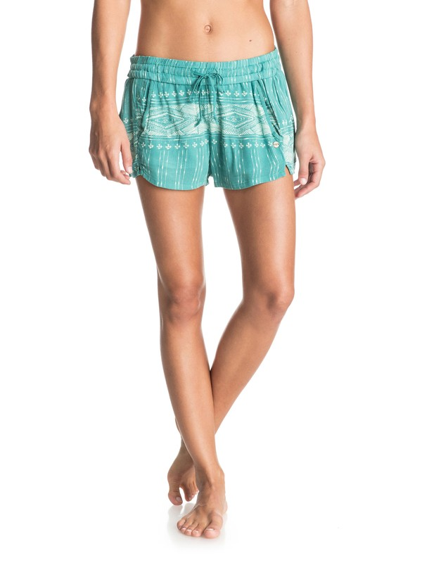 0 Pony Tail Beach Shorts  ERJNS03040 Roxy