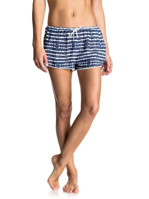 0 Mystic Az Printed Shorts  ERJNS03078 Roxy