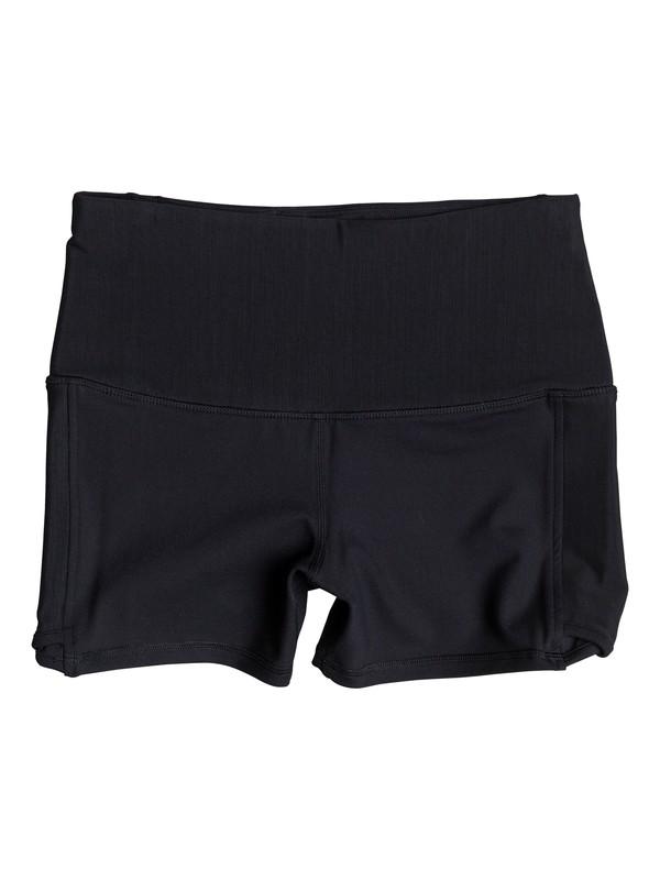 0 Lost Seaside  Technical Shorts Black ERJNS03143 Roxy