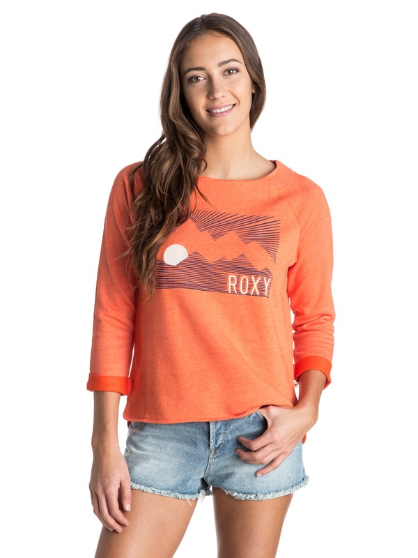 0 Ride For You C Sweatshirt  ERJSF03076 Roxy