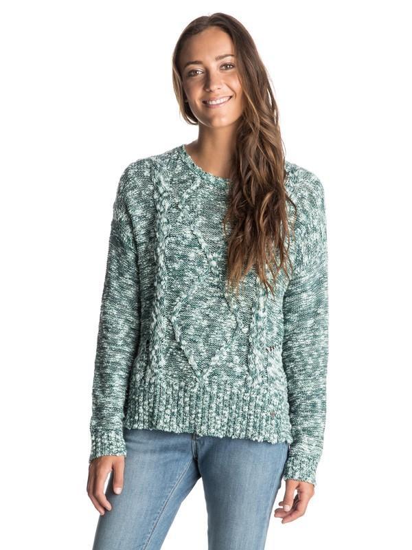0 Yesterday's Over Sweater  ERJSW03073 Roxy