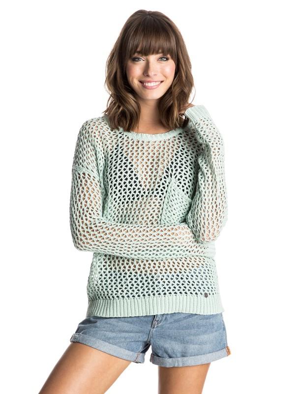 0 Turnabout Sweater  ERJSW03087 Roxy