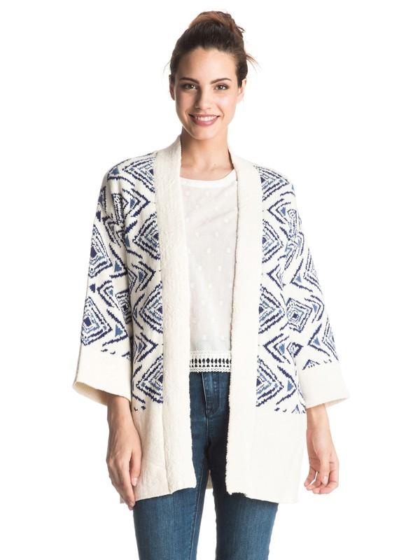 0 Always Forever Kimono Sweater  ERJSW03159 Roxy