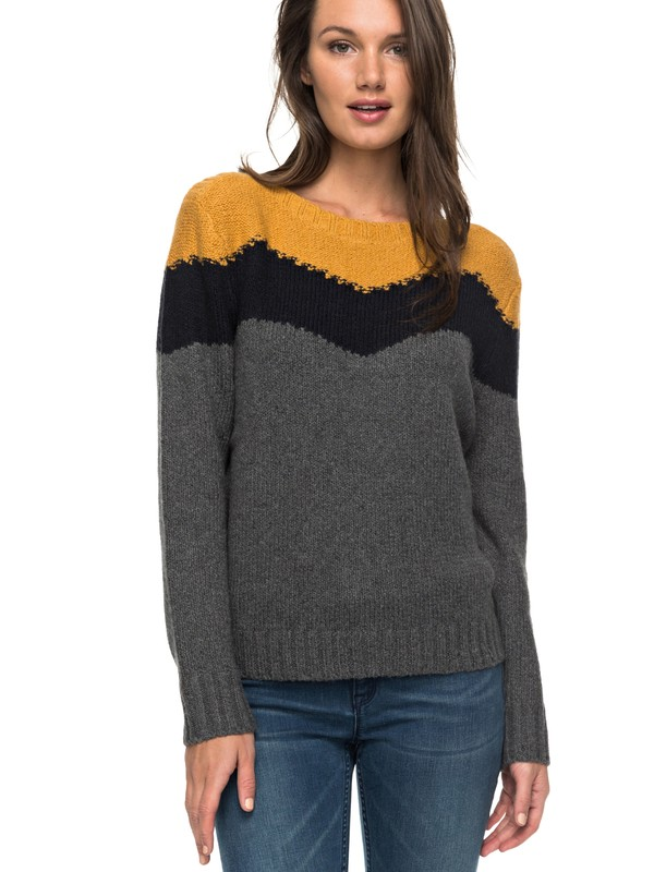 0 Love Endures - Pullover  ERJSW03217 Roxy
