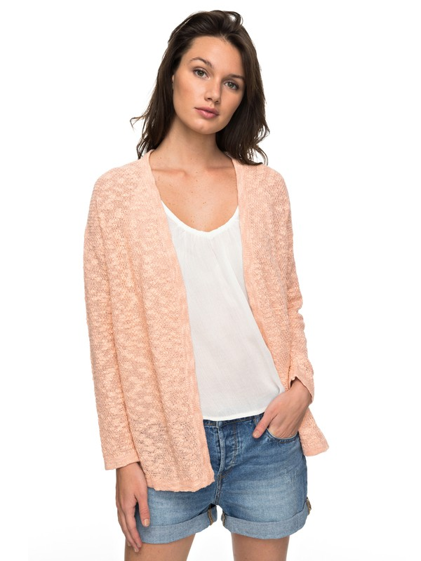 0 Livin Sunday - Cardigan Rose ERJSW03246 Roxy