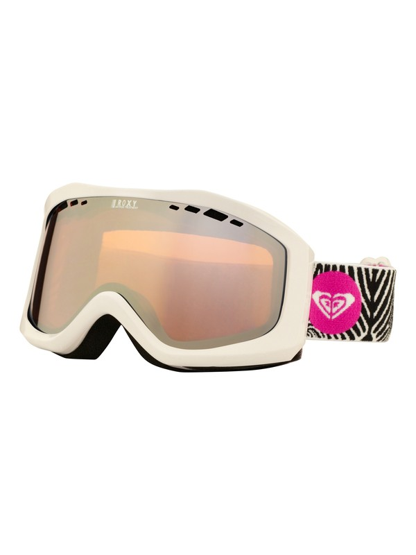 0 Sunset Goggles White ERJTG00026 Roxy