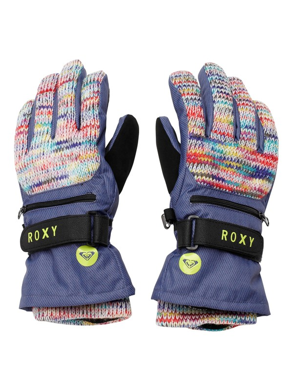 0 Jacquard Gloves  ERJTH00027 Roxy
