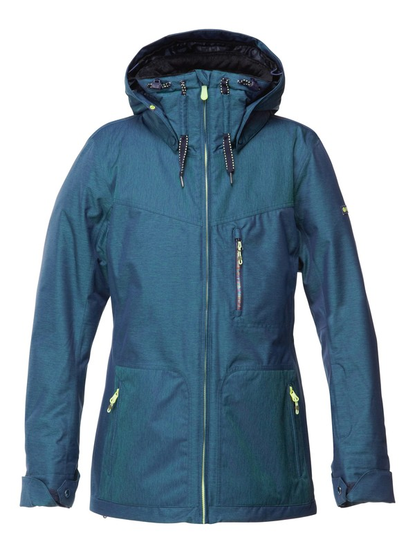 0 Wildlife Jacket  ERJTJ00022 Roxy