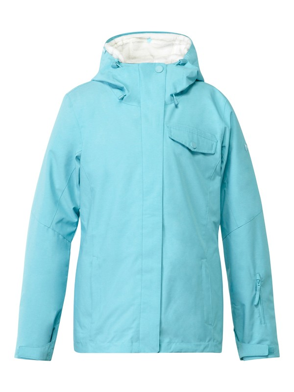 0 Jetty 3N1 Jacket Blue ERJTJ00029 Roxy