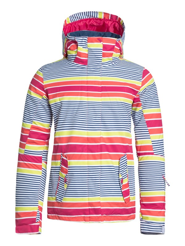0 Jetty Snow Jacket  ERJTJ03008 Roxy