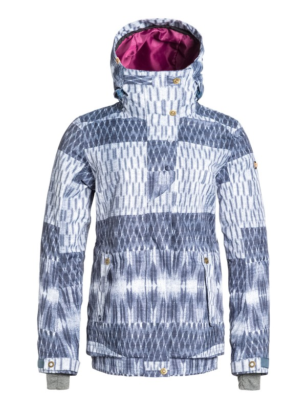 0 Juno Snow Jacket  ERJTJ03011 Roxy