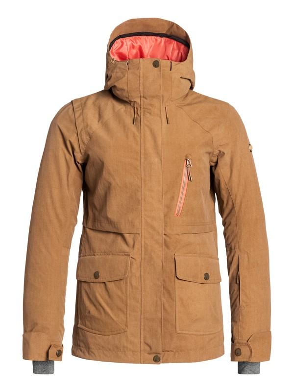 0 Tribe Snow Jacket  ERJTJ03015 Roxy