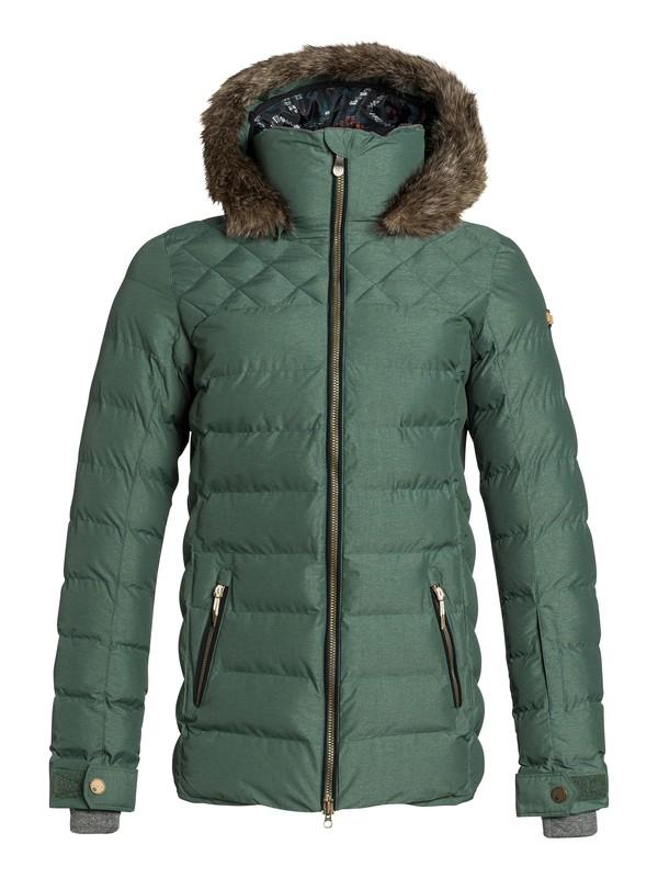 0 Quinn Snow Jacket  ERJTJ03022 Roxy