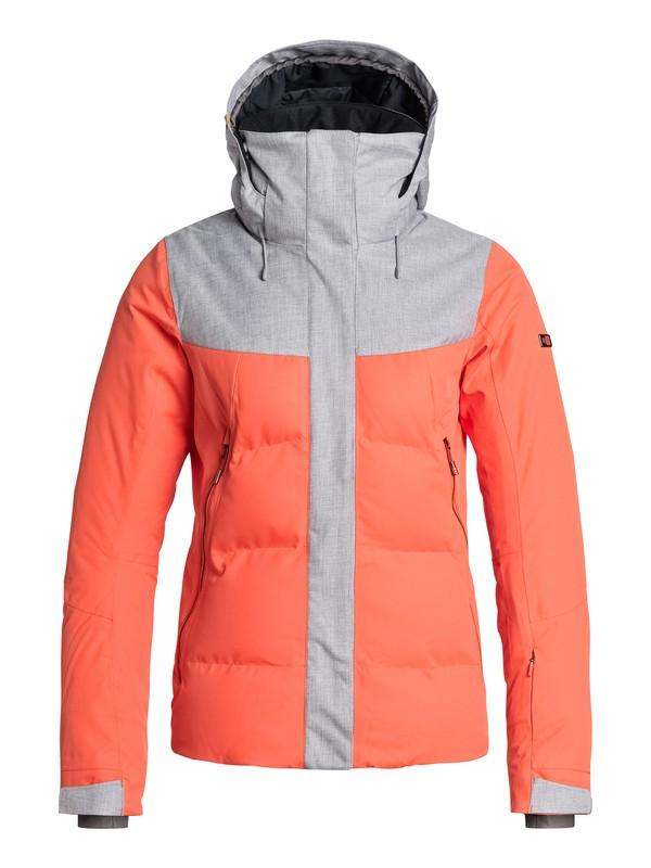 0 Flicker Snow Jacket  ERJTJ03023 Roxy