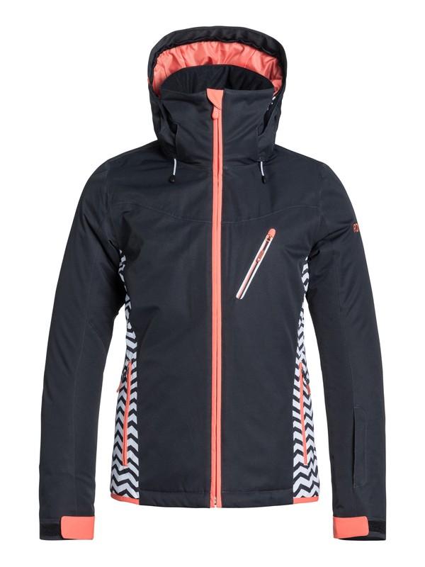 0 Sassy Snow Jacket  ERJTJ03024 Roxy