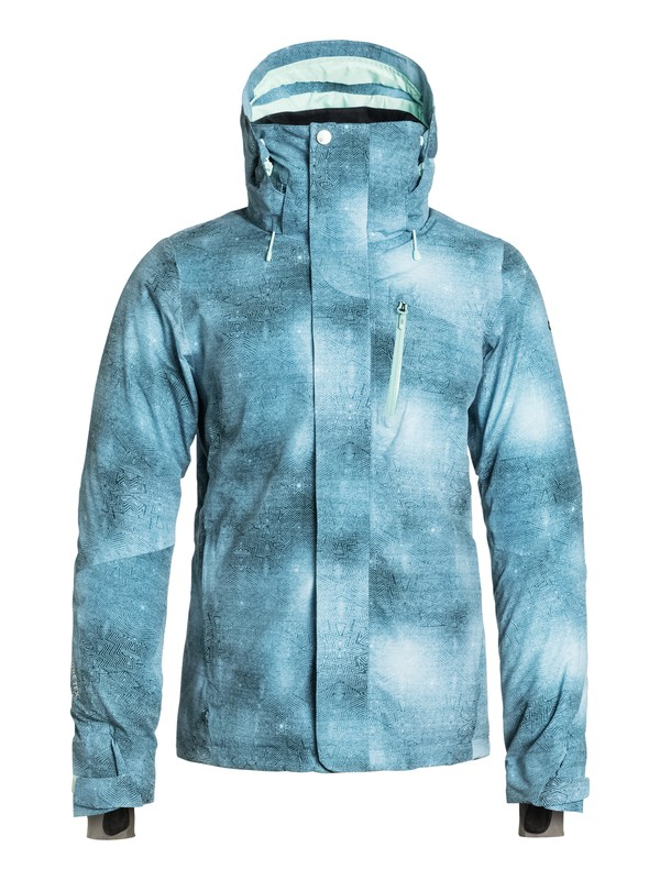 0 Wilder 2L GORE-TEX Printed Snow Jacket  ERJTJ03031 Roxy