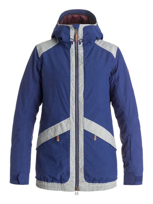 0 Ridgemont Snow Jacket  ERJTJ03048 Roxy