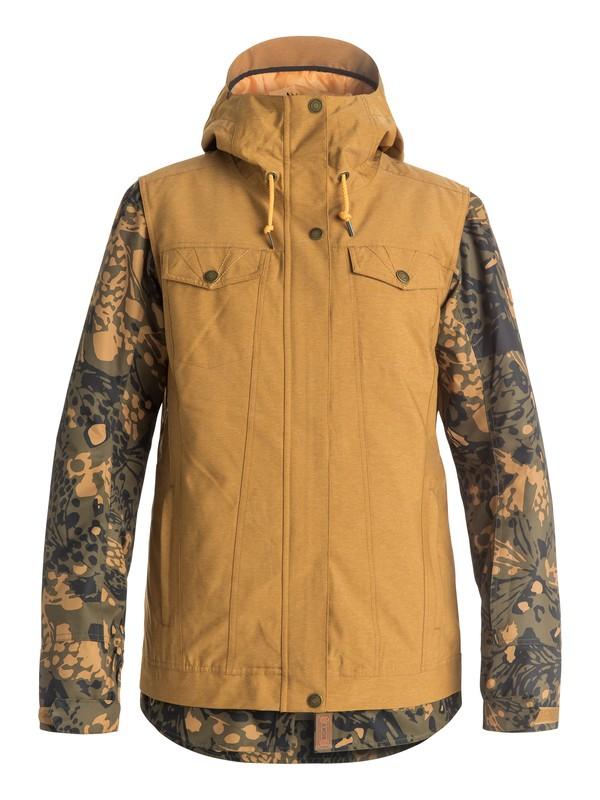 0 Ceder Snow Jacket  ERJTJ03050 Roxy