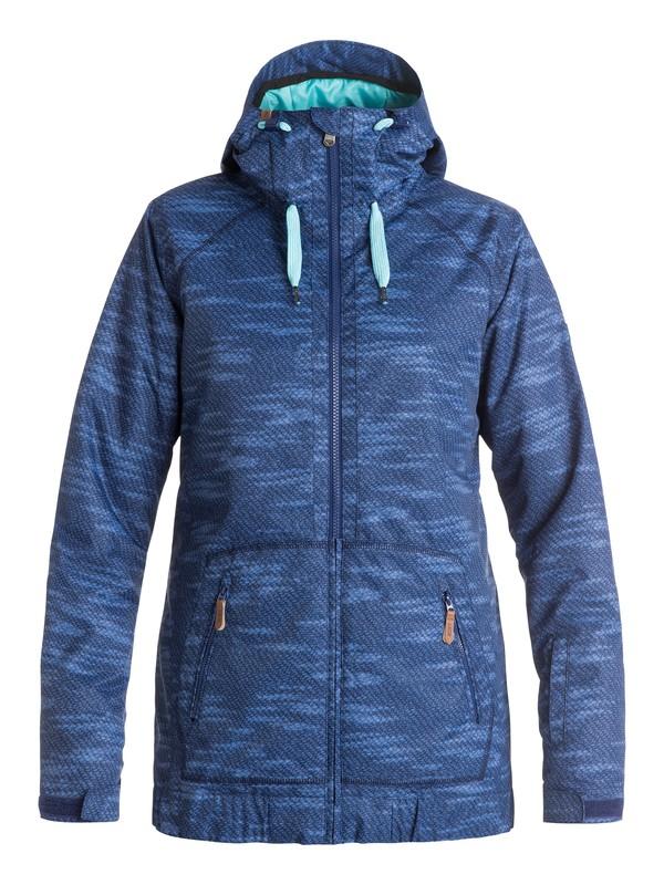 0 Valley Hoodie Snow Jacket  ERJTJ03052 Roxy
