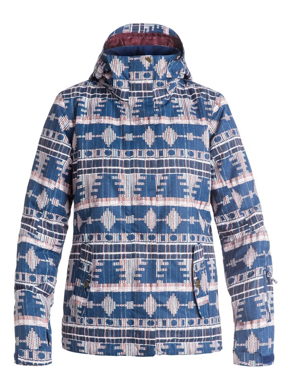 0 ROXY Jetty Snow Jacket  ERJTJ03055 Roxy
