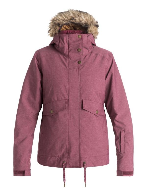 0 Grove Snow Jacket  ERJTJ03058 Roxy
