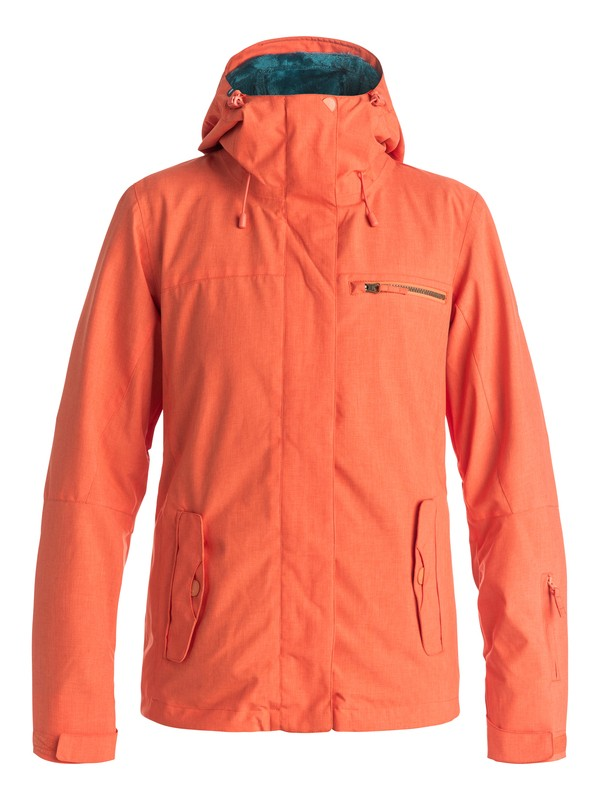 0 ROXY Jetty 3 in 1 Snow Jacket  ERJTJ03065 Roxy