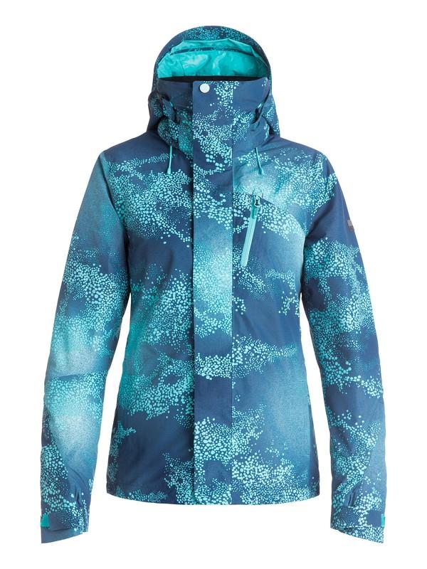 0 Wilder Printed 2L GORE-TEX® Snow Jacket  ERJTJ03071 Roxy