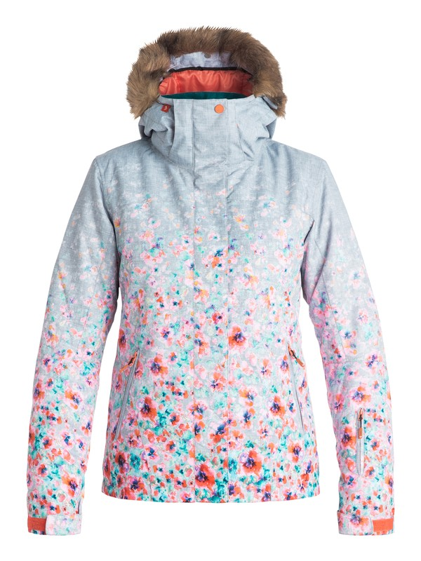 0 Jet Ski Gradient Snow Jacket  ERJTJ03076 Roxy