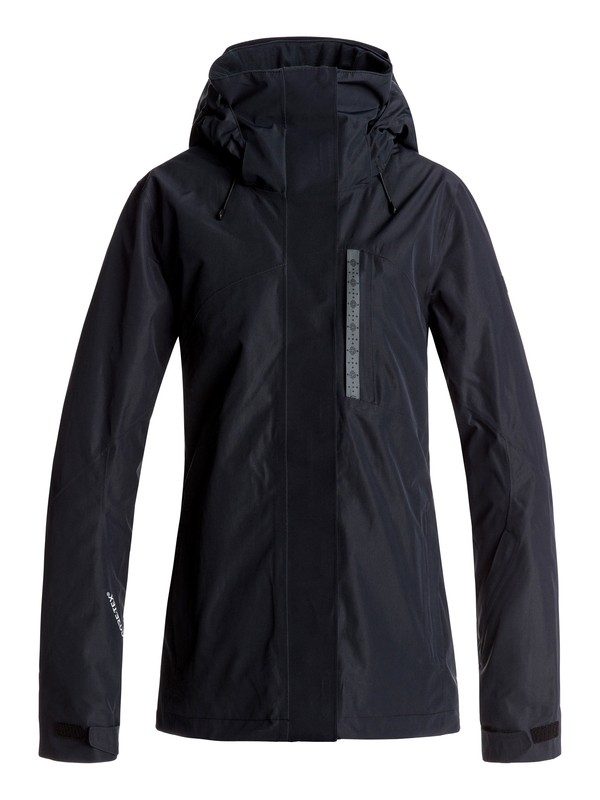 0 Wilder 2L GORE-TEX® - Snow Jacket Black ERJTJ03104 Roxy