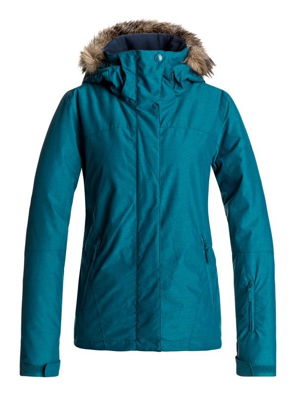 0 Jet Ski - Snow Jacket Blue ERJTJ03131 Roxy