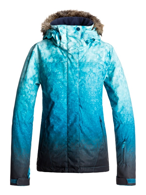 0 Jet Ski SE - Snow Jacket Blue ERJTJ03137 Roxy