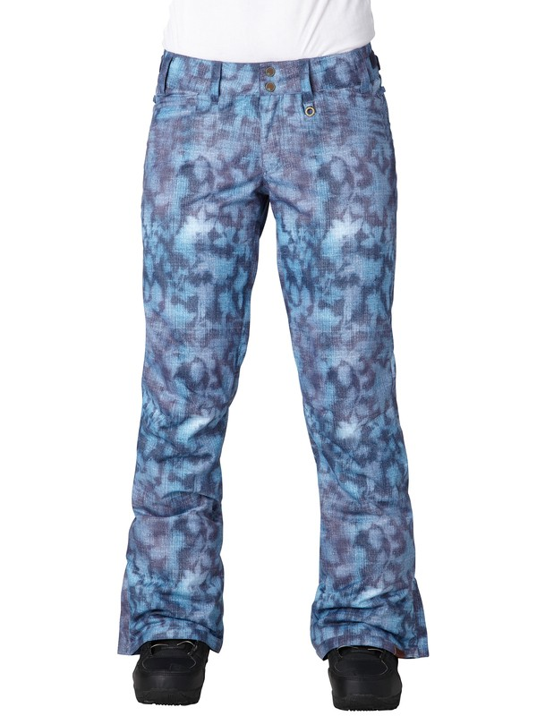 0 Wood Run Pant  ERJTP00010 Roxy